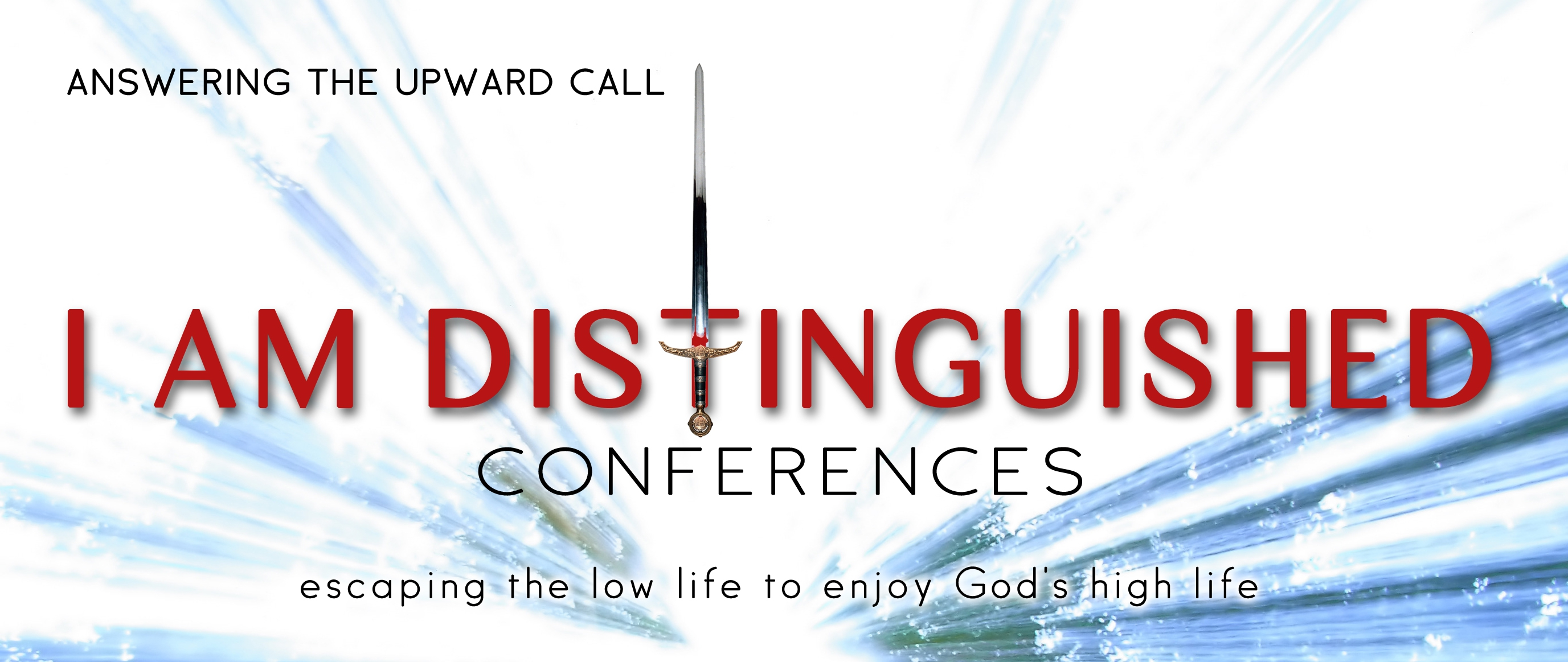 image of logo for: I am Distinguished Conference